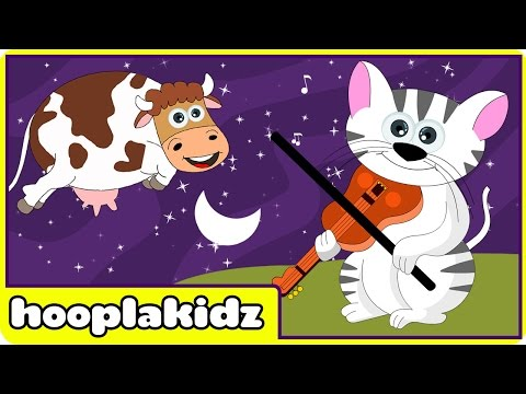 Hey Diddle Diddle - Nursery Rhyme - Lullabies for babies