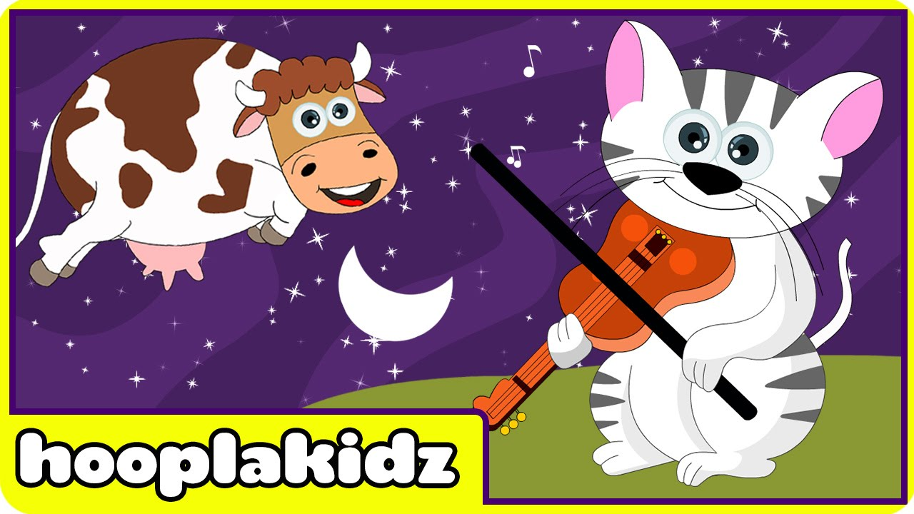 hey diddle diddle nursery rhyme lullabies for babies youtube