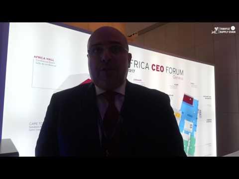 SNTL GROUP Présent à L'AFRICA CEO FORUM De Genève !