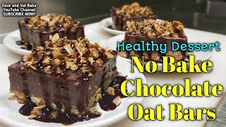 Chocolate Oatmeal Dessert | Easy Dessert Recipe | Life at sea | Seaman | Chiefcook