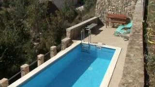 Croatian Villas - 3  Bedroom  Dalmatian Stone Villa With Pool For Rent Near Split (sp003)