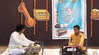 Indian Classical Music - Harmonium Solo - Rageshri - Anirudh S -Tabla- Amit Kavthekar