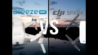 Video Cycling Through Water - DJI Spark VS Yuneec Breeze - Side by side download MP3, 3GP, MP4, WEBM, AVI, FLV Oktober 2018