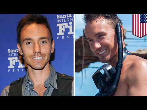 Missing diver: Sharkwater filmmaker Rob Stewart disappears while diving off Florida Keys - TomoNews