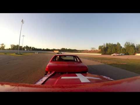Dixie speedway push race