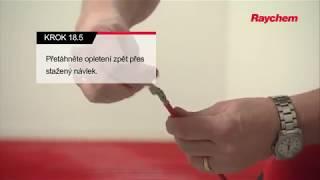 Spojka T2Red - koncovka (ukončení kabelu)
