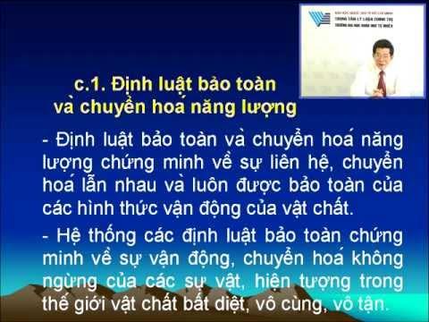 Chương Mở Đầu: Triết học Mac-lênin_TT Lý Luận Chính Trị_Tr ĐH KHTN TP HCM