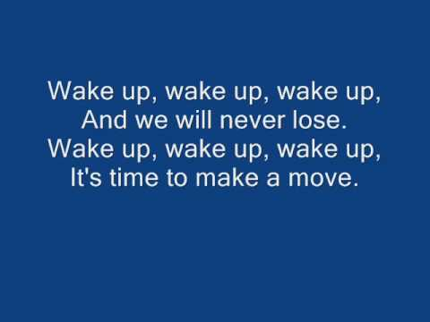 Lostprophets  Wake Up Make A Move Lyrics