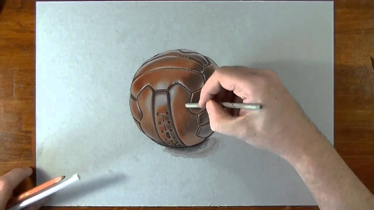 Come disegnare una palla da pallavolo di cuoio youtube for Immagini di cavalli da disegnare