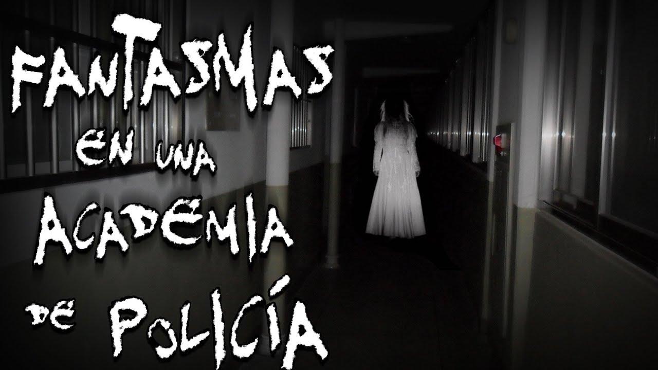 Relatos de Policías: Fantasmas en una Academia de Policía | Frecuencia Paranormal | FP