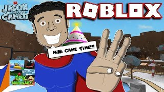 SUPER EPIC MINI GAMES IN ROBLOX