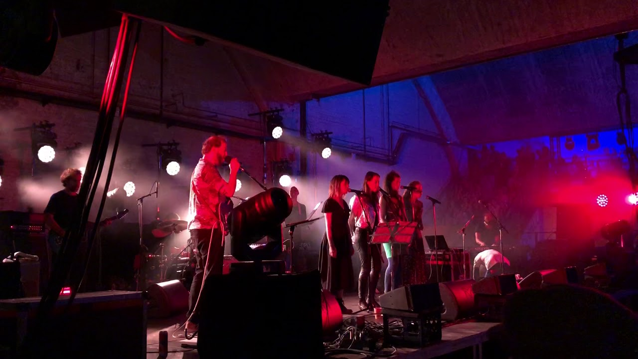 Big Red Machine & PEOPLE - Hymnostic live at Funkhaus