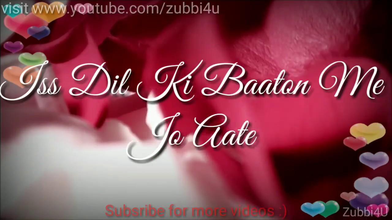 Dil Toh Pagal Hai New Love Romantic Whatsapp Status Video Hd