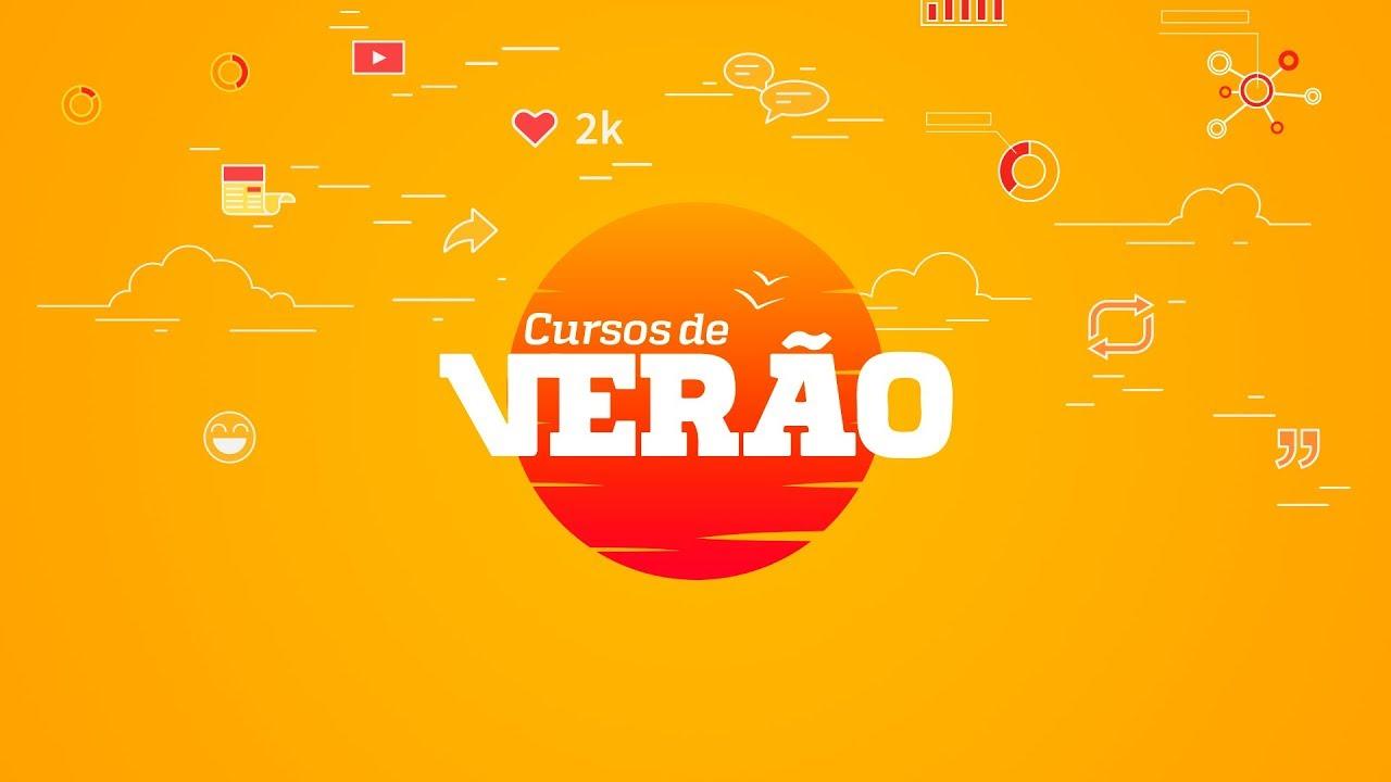 Cursos De Verao Formacao Em Midias Sociais E Google Marketing Youtube
