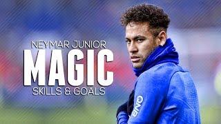 Neymar Jr  Unforgettable  Ultimate Skill  Goals 2018  HD
