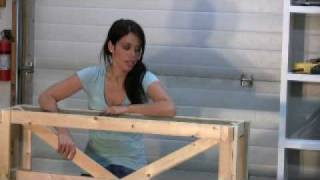 Ana Rustic Bench 3.wmv