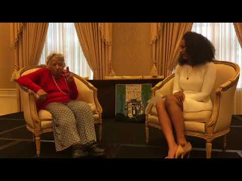 Q&A with 'Queen of Creole Cuisine' Leah Chase
