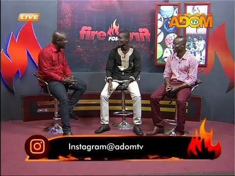 Commentary Position - Fire 4 Fire on Adom TV (20-4-18)