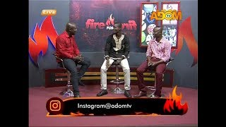 Commentary Position - Fire 4 Fire on Adom TV (20-4-18) thumbnail