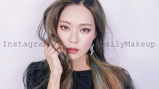 인스타그램 데일리메이크업 + 쿠션 나눔 이벤트 ! (쿠션 받아가세용! 안보면 후회하지롱) Instagram Daily Make-up (with Subs) | Heizle