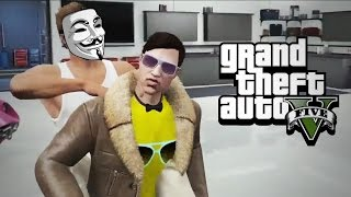 WE GOT HACKED - GTA 5 Gameplay