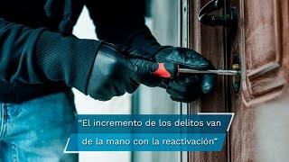 El incremento de los delitos patrimoniales en la entidad poblana va de la mano con la reactivación paulatina de las actividades económicas por la pandemia del Covid-19.  www.eluniversalpuebla.com.mx