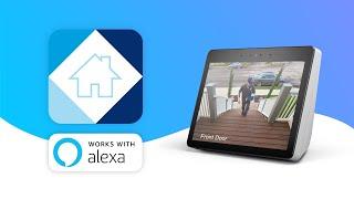 Setting up your Lorex device with Amazon Alexa