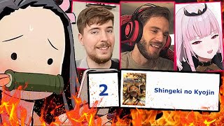 Roasting Massive YouTuber's HORRIBLE Taste in Anime...