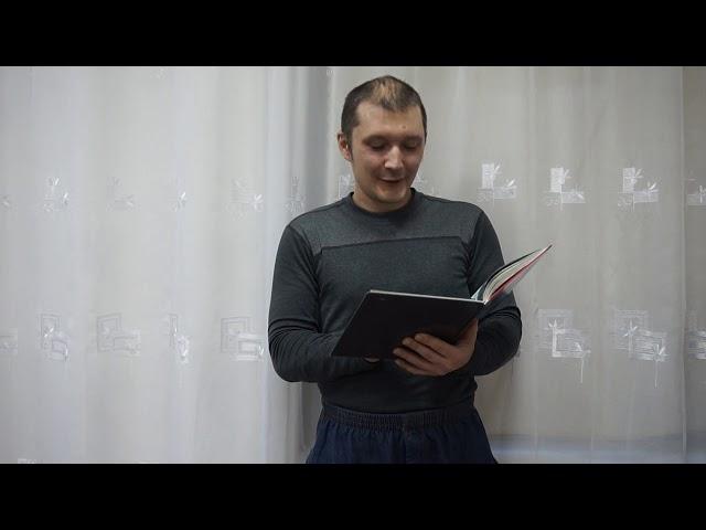 Изображение предпросмотра прочтения – ОлегМингалеев читает произведение «К *** (Я помню чудное мгновенье)» А.С.Пушкина