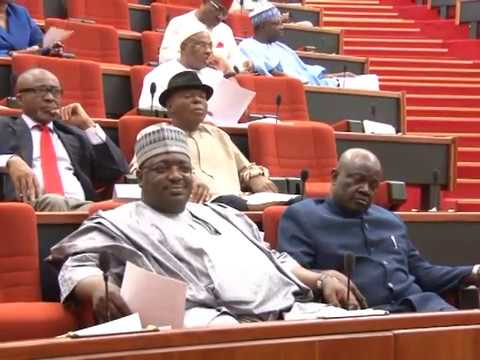 How Suspension of Mohammed Ali Ndume At The Senate Unfold