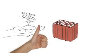 Wienerberger Poroton Wandlsungen Warum einschalig bauen
