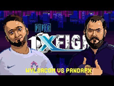 Panda FX VS Wylsacom / FIFER M1XFIGHT межсезонье