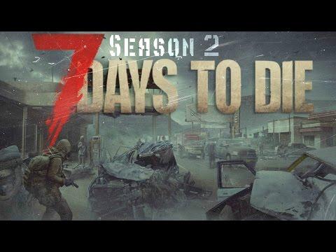 Не Верующие Зомби! (7 days to die) №2