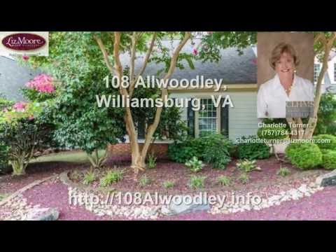 Perfectly Charming Cape Cod in Ford's Colony (St. Andrews) - 108 Alwoodley, Williamsburg VA