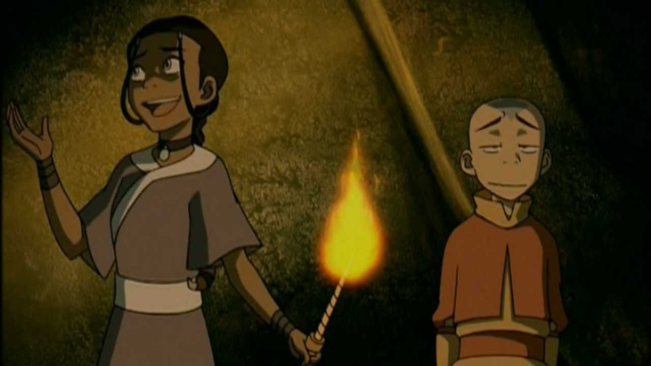 Aang Doesn't Wanna Kiss Katara - YouTube: https://www.youtube.com/watch?v=xunzlnB9V-o