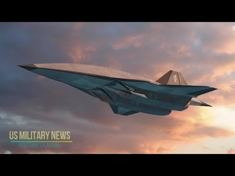Revealed: A New SR-71 Blackbird Is in the Works and It Will Be Even Faster  Than Ever