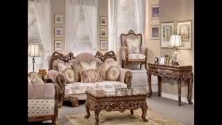 Living Room Sets | Wooden Living Room Furniture