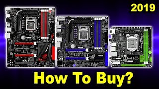 [Practically] How To Buy Motherboard? | How To Choose Motherboard For Gaming PC Build 2019? (Hindi)