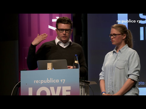 re:publica 2017 - Hacking Karlsruhe: Klagen für die Freiheit on YouTube