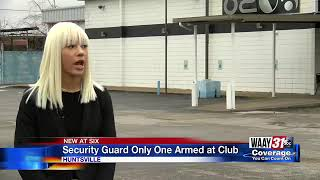 Zapętlaj Security Officer Talks about Shooting at Club 3208 | WAAY-TV 31 News