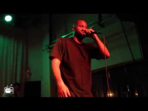 (HD) Homeboy Sandman Live @ The Metro Gallery (Baltimore, MD)