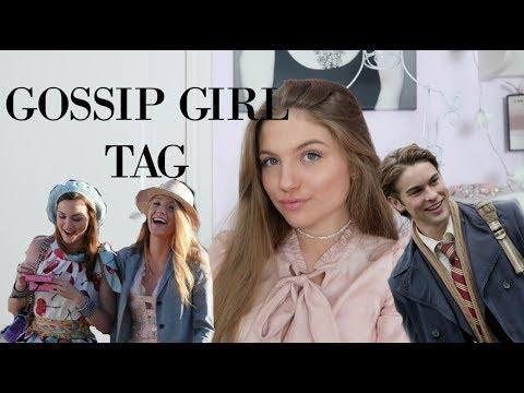 gossip girl tag ♡