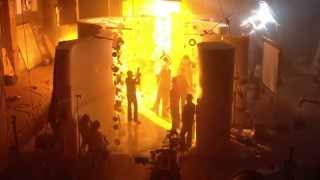 Как проходили съёмки клипа МакSим на песню Я ветер