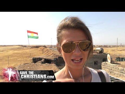 Faith Goldy: On The Frontline in Iraqi Kurdistan