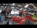 Como é Fabricada uma Colheitadeira | MF 4690 | Farming Simulator 17 Vida Real