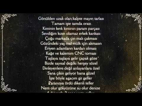 Yener Çevik - Hasta İşi (Produced by Rashness / Cutz by DJ Güney Uğurlu)