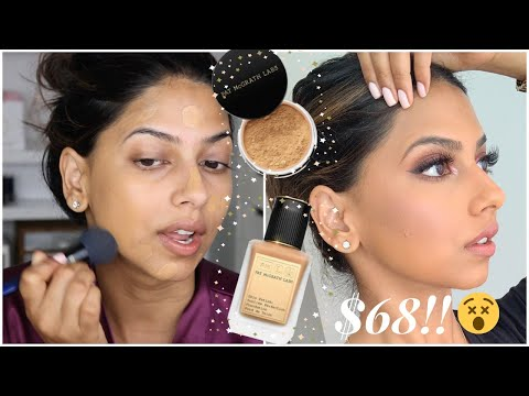 $68 Pat McGrath Foundation! BROWN GIRL APPROVED? thumbnail