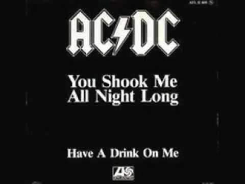 AC/DC - You Shook Me All Night Long [Lyrics In Description]