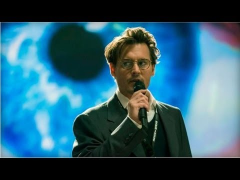 """Johnny Depp Introduces Transhumanism to the Mainstream with """"Transcendence"""" Film"""