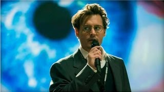 "Johnny Depp Introduces Transhumanism to the Mainstream with ""Transcendence"" Film"